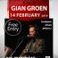 Valentynsdag met Gian Groen by Die Watergat - Gratis Ingang