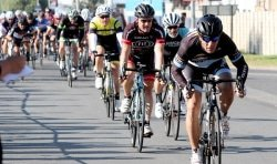 CAPTION: The East Rand Classic, formerly the Emperors Palace Classic, has moved to a new race venue at the Airports Company South Africa parkade in Kempton Park, Johannesburg. The event offers mountain-bike and road cycle races on April 27 and 28. Photo: Yolanda van der Stoep