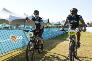Michael Wright and Edwin Kgaswe by Jetline Action Photo