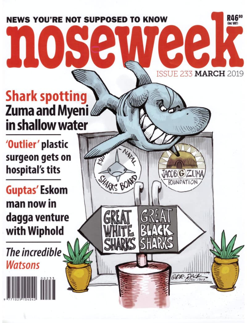 noseweek March 2019
