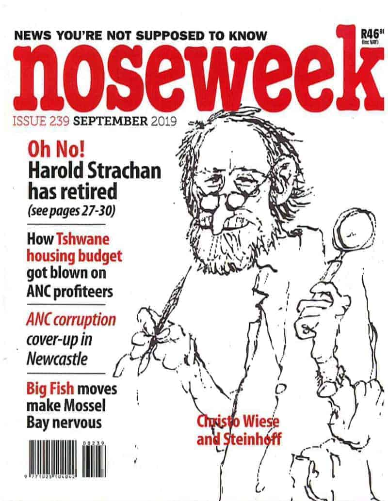 Noseweek September 2019