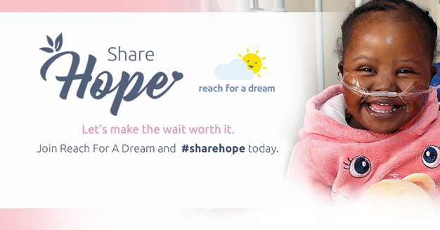 South Africa, This is How You Can #SHAREHOPE