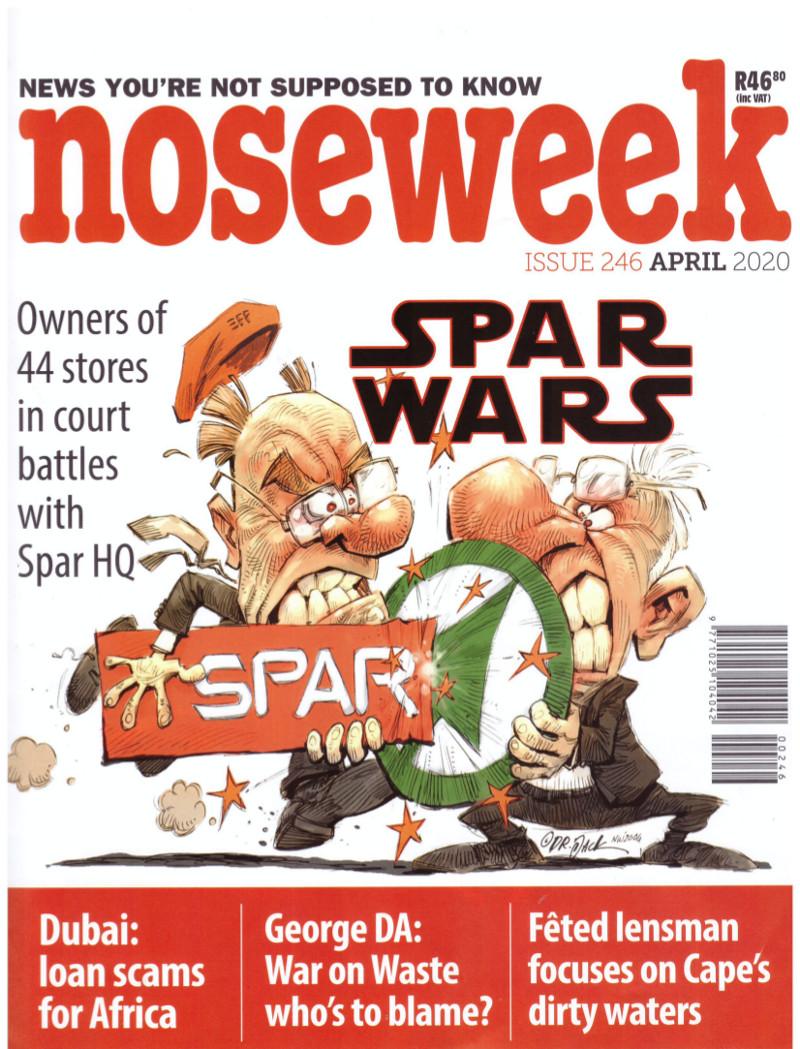 noseweek April 2020