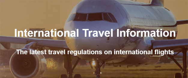 International travel to and from South Africa