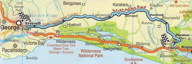 Seven Passes Route