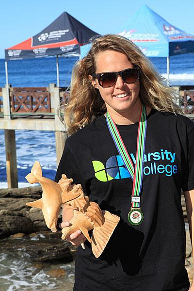 NMMU the overall trophy winner in 2012 USSA Surfing Champs