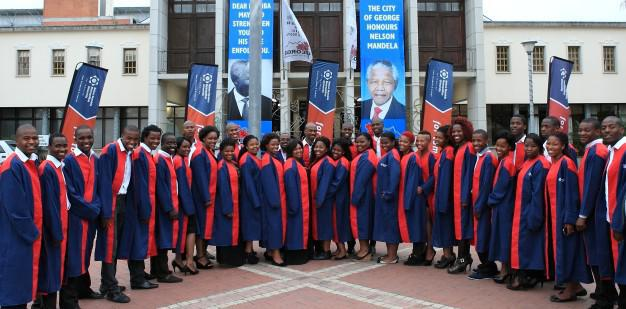 Last year the NMMU George Campus Choir enthralled guests who attended the spring concert at the George Civic Centre.