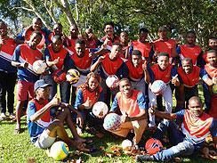 Madibaz Soccer Team