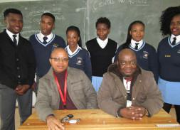 Going the extra mile for our Matrics