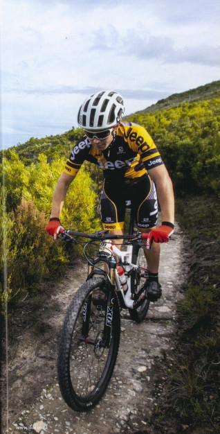 Best cycle rides in the Garden Route.