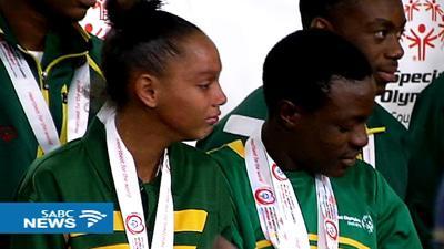 SA Special Olympics team returns home