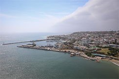 The Port of Mossel Bay is positioned to be a catalyst for economic development of the Garden Route.
