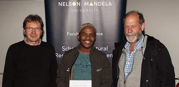 Award for Sustained Academic Growth and Personal Self-development was scooped by Ntuthuzelo Manzi. He plans to join Future Farmers, for employment in Australia in 2019.