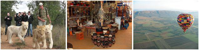 Tourist attractions in Hartbeespoort