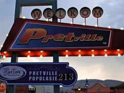 Pretville in Harties