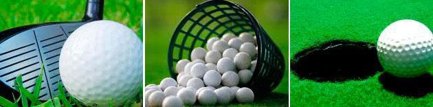 Golfing in Hartbeespoort