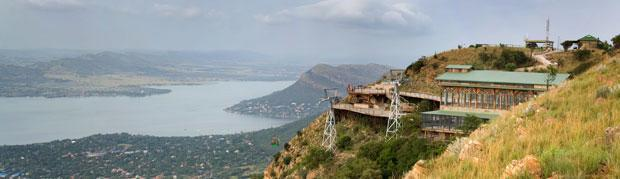 Aerial Cableway in Hartbeespoort