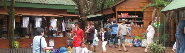 Outdoor Shopping in Hartbeespoort at Welwitschia Country Market