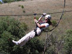 Ama Zwing Zwing Zip Line Tour