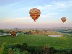 "Bill Harrop's ""Original"" Balloon Safari"