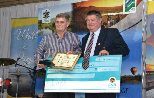 Aerial Cableway in Hartbeespoort wins prestigious award.