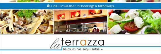 La Terrazza Restaurant in Hartbeespoort