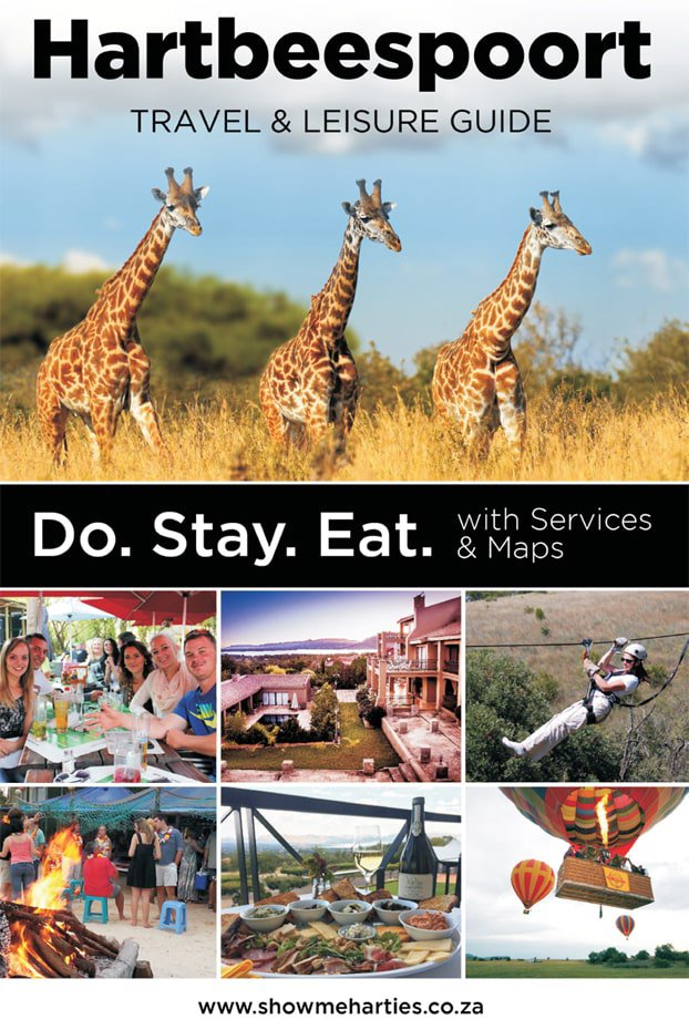 Travel & Leisure Guide | Hartbeespoort