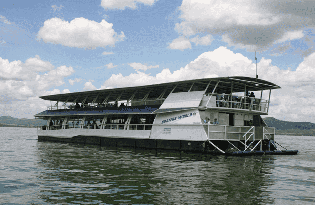 Lunch Cruises with Harties Boat Company on Hartbeespoort Dam