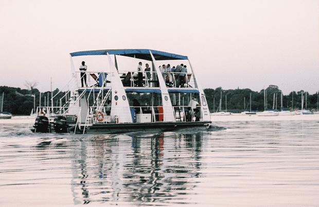 1 hour boat cruises with Toro Ya Me on Hartbeespoort Dam