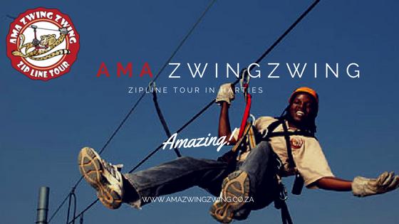 Amazwingzwing Zipline tour Hartbeespoort