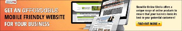 Custom built website in Hartbeespoort