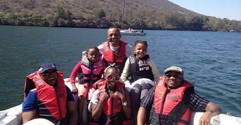 Family Fun at Hartbeespoort Dam