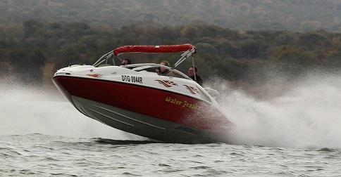 Extreme Jet Boat Ride Hartbeespoort