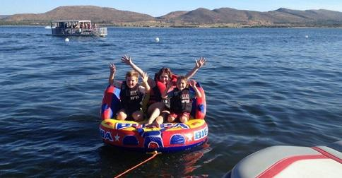 Family Fun Adventure with Water Freaks