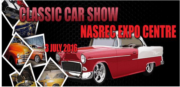 Classic Car Show Nasrec Expo Centre