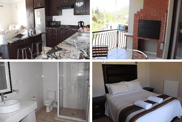 Beautiful Self-Catering units at Palm Valley Inn - Hartbeespoort