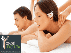 Sunday Spa and Buffet Luncheon @ Cradle Health Spa this week