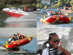 Boat Cruise, Private Picnic & Jet Boat Experience for Easter