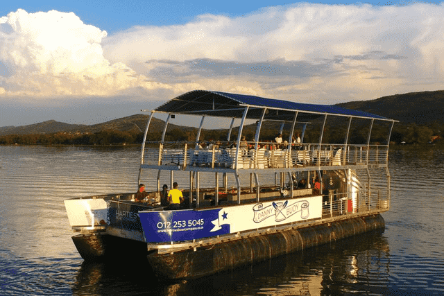 Sunday Lunch Cruise with Harties Boat Co | Hartbeespoort Dam