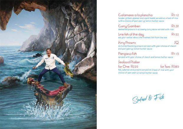 Pica Pau Menu Page 1 Hartbeespoort