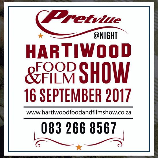 Hartiwood food & film show @ Chameleon Brewhouse