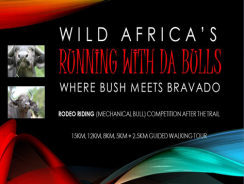 Wild Africa's Running With Da Bulls | 25 September 17