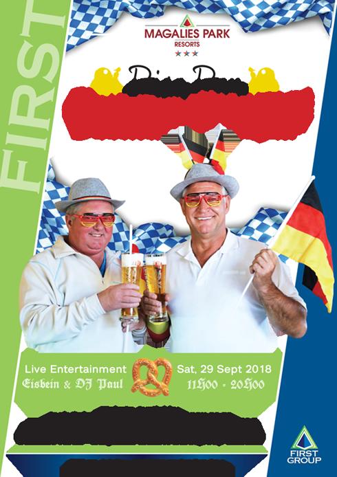 German Festival | Pica Pau