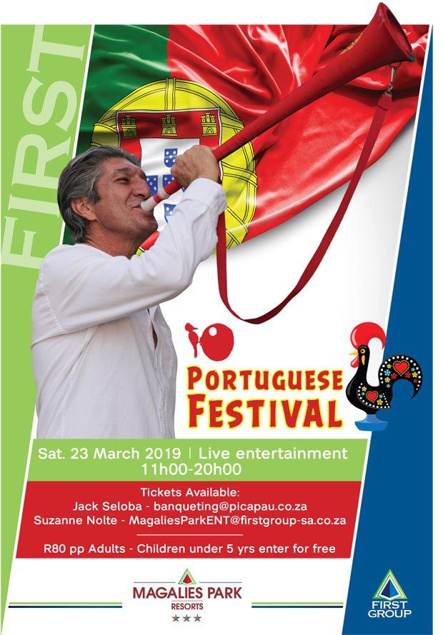 pica pau portuguese festival