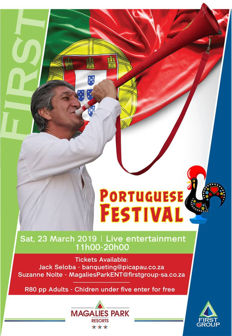 Pora Festival   Pica Pau at Magalies Park