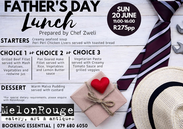 Father's Day at Melon Rouge | Magaliesburg