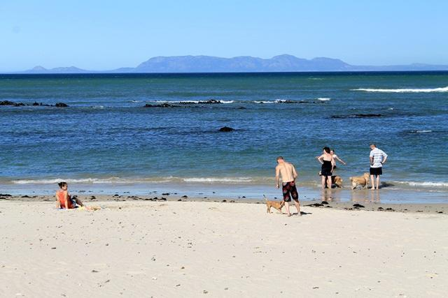 Strand Beach, Helderberg - near Cape Town
