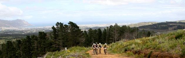 Schapenberg Mountain Bike Trail