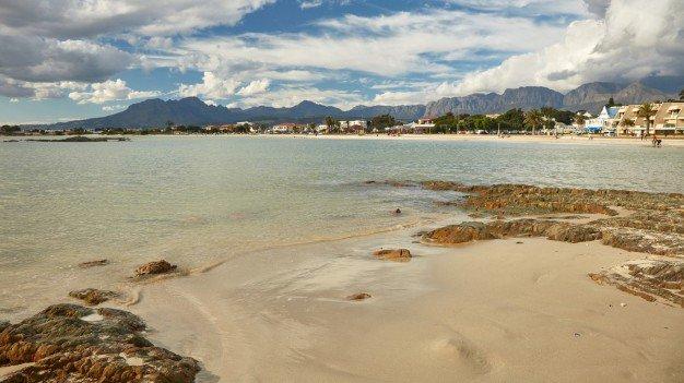 Gordon's Bay Beach