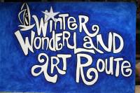 Gordon's Bay Art Group Winter Wonderland Exhibition Opening